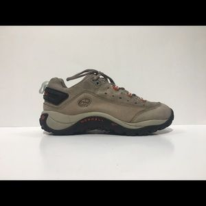 MERRELL WOMEN'S SZ 6 TRAIL HIKING CAMPING SHOES